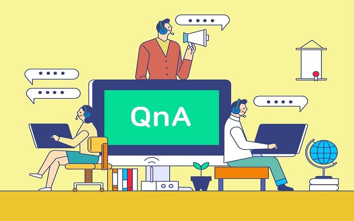 웹사이트 FAQ(자주 묻는 질문) 관련 설문조사 - 나우앤서베이